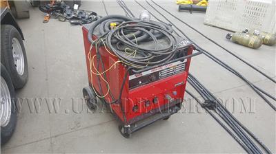LINCOLN ELECTRIC IDEALARC CV-300