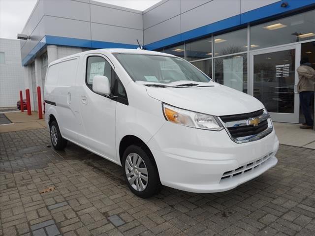 Chevrolet City Express Cargo Van 1LT 2017