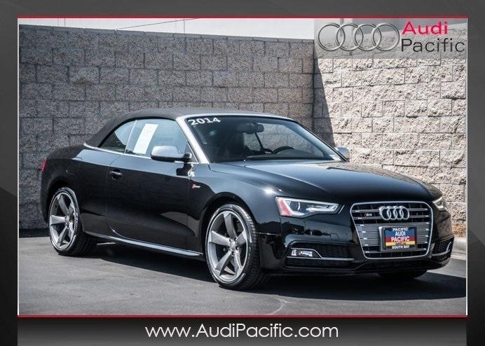 Audi S5 3.0T Premium Plus 2014