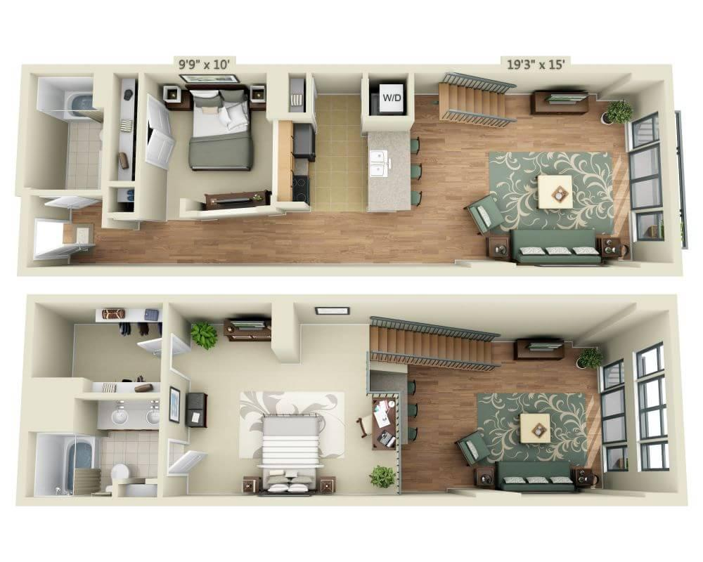 $2619 One bedroom Apartment for rent