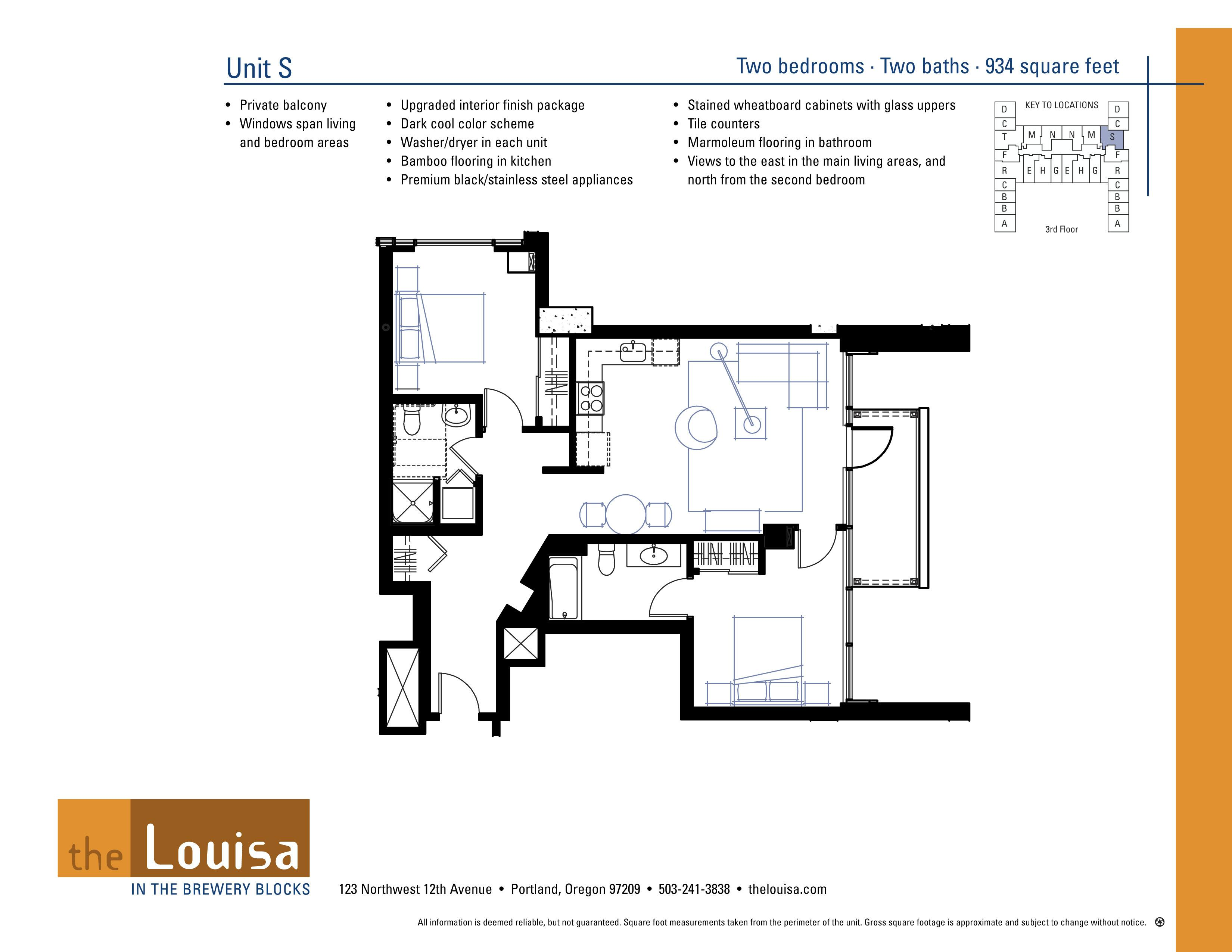 $2668 Two bedroom Apartment for rent