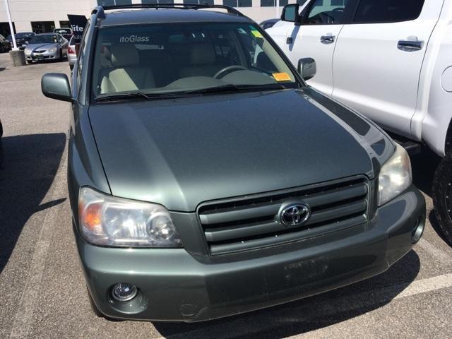 Toyota Highlander Limited 2006