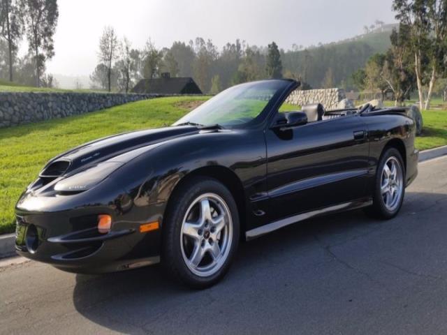 2002 Pontiac 325 Hp