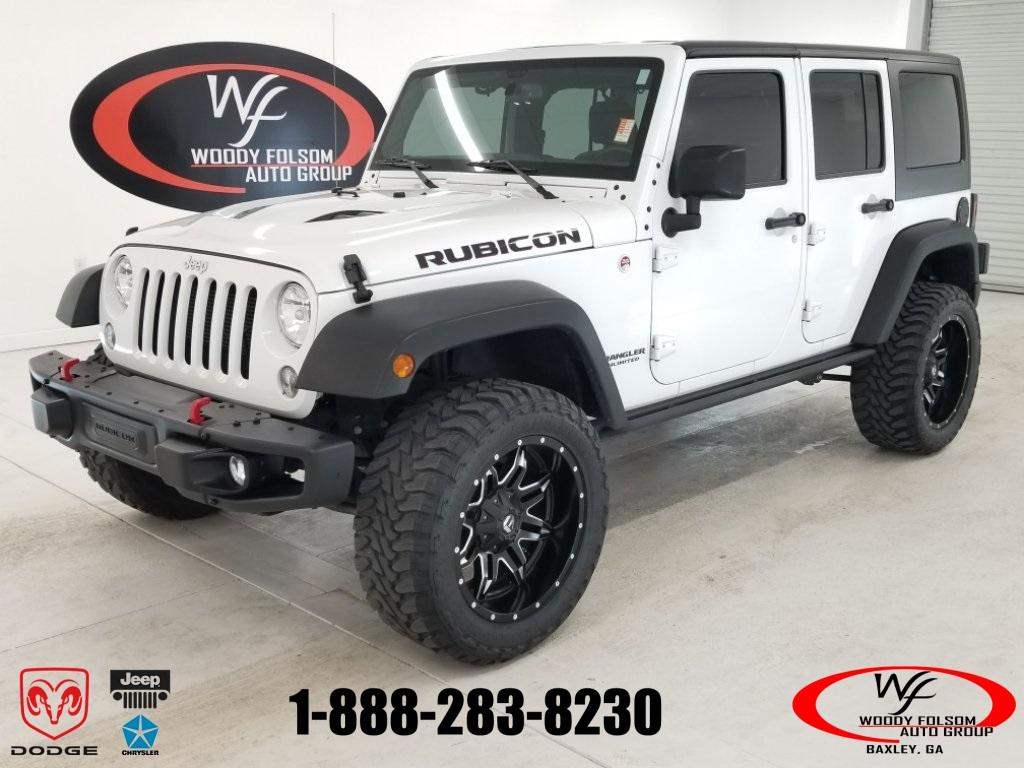 Jeep Wrangler Unlimited Unlimited Rubicon 2015