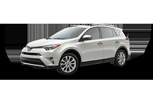 Toyota RAV4 Hybrid Limited Hybrid 2017