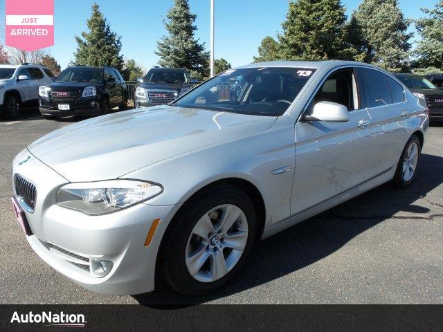 BMW 5 Series 528i xDrive 2013