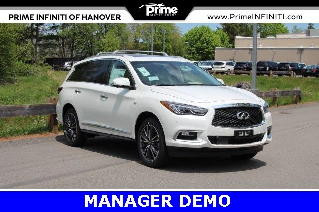 Infiniti QX60 With Deluxe Technology 2016