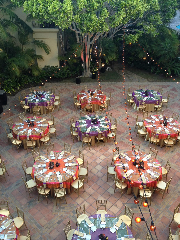 Los Angeles Party Designs