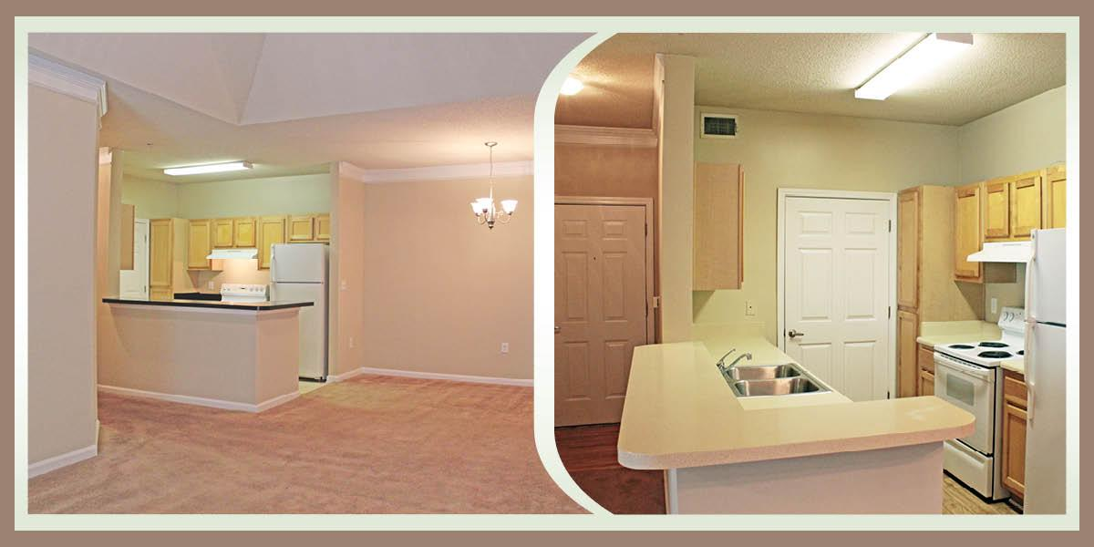 $1063 Three bedroom Apartment for rent