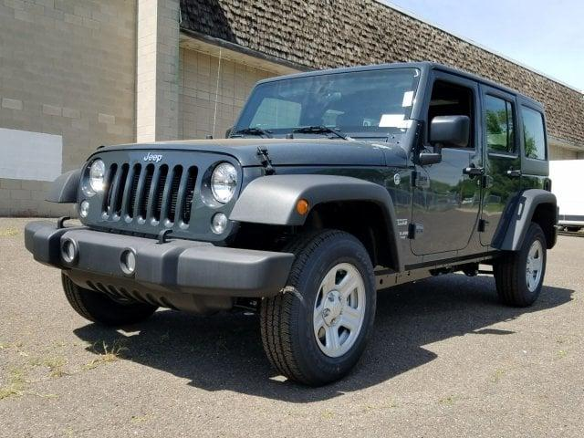 Jeep Wrangler Unlimited SPORT 4X4 2017