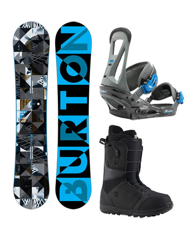 Burton Snowboard Boots Bindings Skis Helmet Jacket Goggles Guards