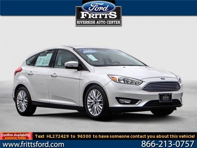 Ford Focus Titanium Hatch 2017
