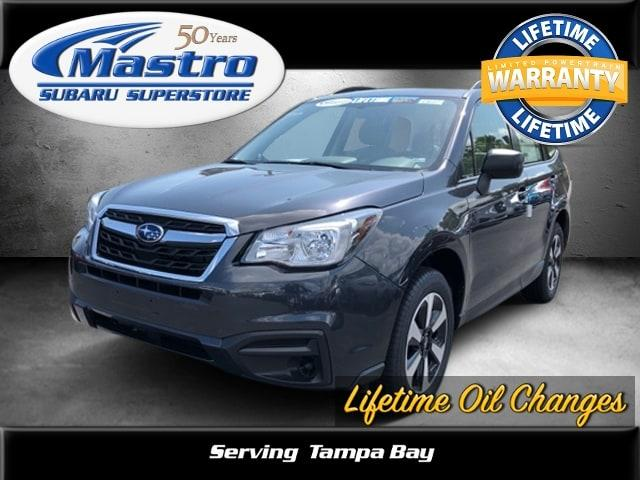 Subaru Forester 2.5i with Alloy Wheel Package 2018