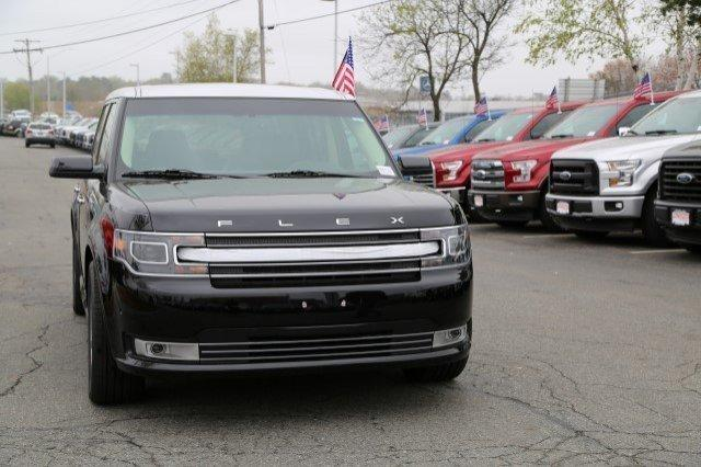 Ford Flex Limited with EcoBoost 2016
