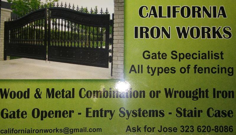 Ironwork Gate Specialist