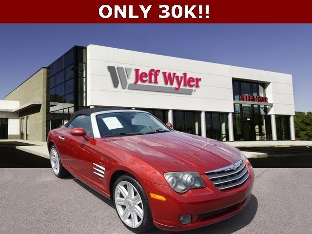 Chrysler Crossfire Limited 2005