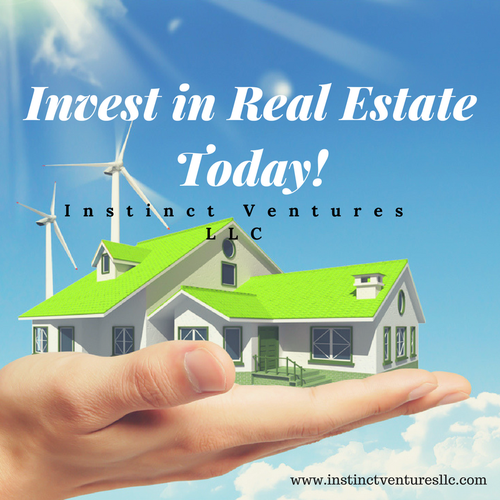 Invest in Real Estate Today!