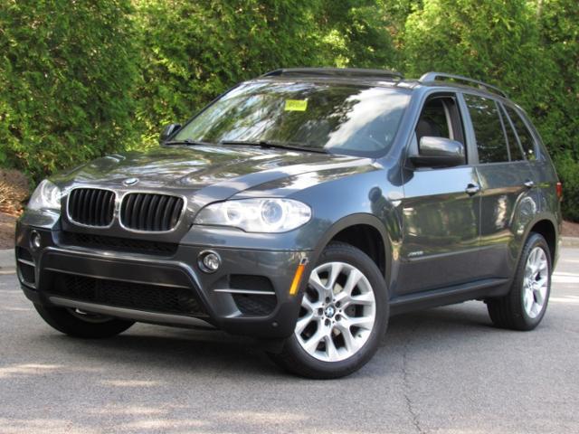 BMW X5 AWD 4dr 35i Premium 2012