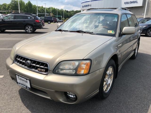 Subaru Legacy Wagon 3.0 2003