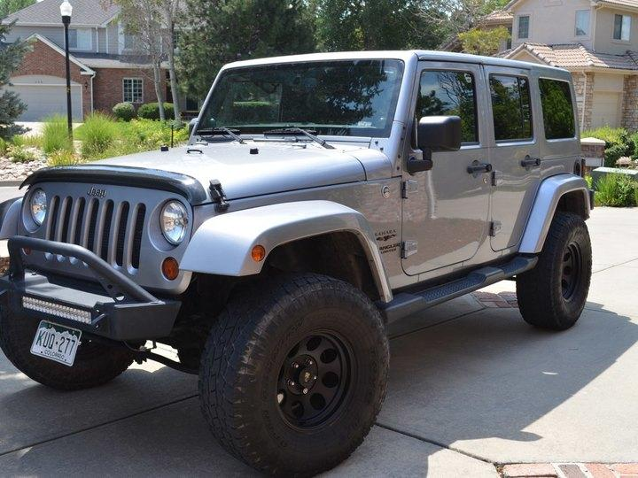 Jeep Wrangler Unlimited 4D SUV 4WD Unlimited Sahara 2013