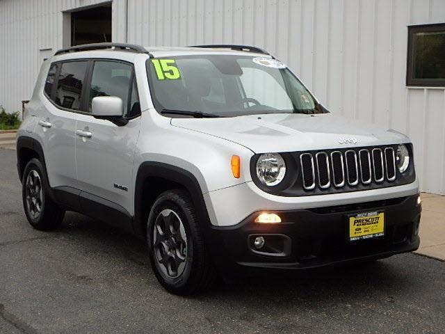 Jeep Renegade Latitude 2015