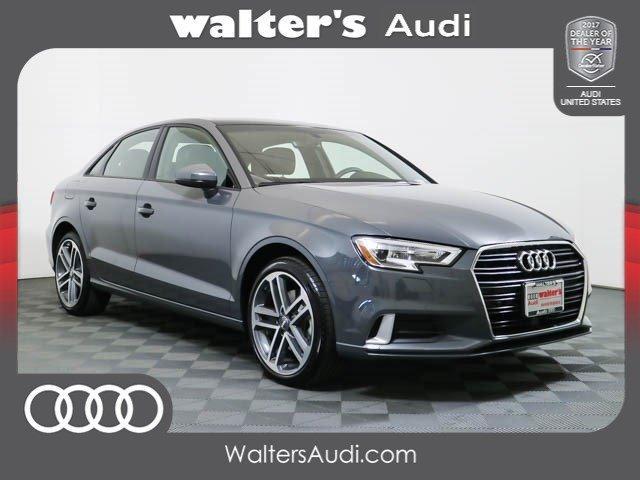 Audi A3 Sedan Premium 2018