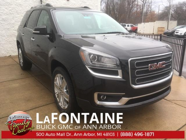 GMC Acadia Limited limited 2017