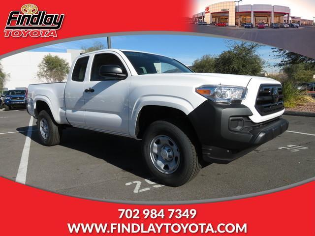 Toyota Tacoma SR Access Cab 6' Bed I4 4x2 AT 2018