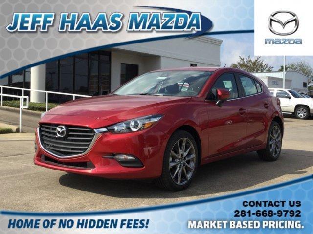 Mazda Mazda3 5-Door Touring Auto 2018