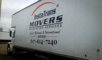 InstaTrans Movers