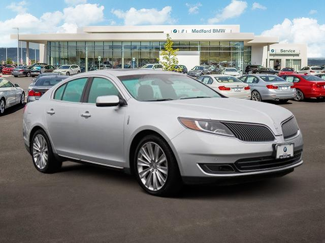 Lincoln MKS EcoBoost 2015