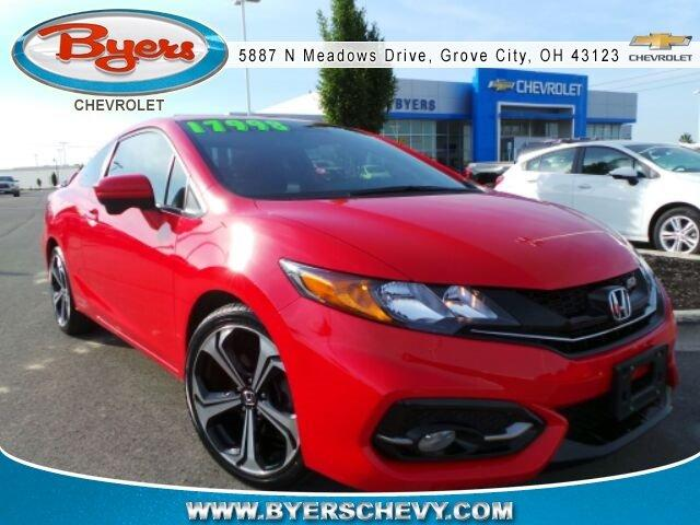 Honda Civic Coupe si 2014