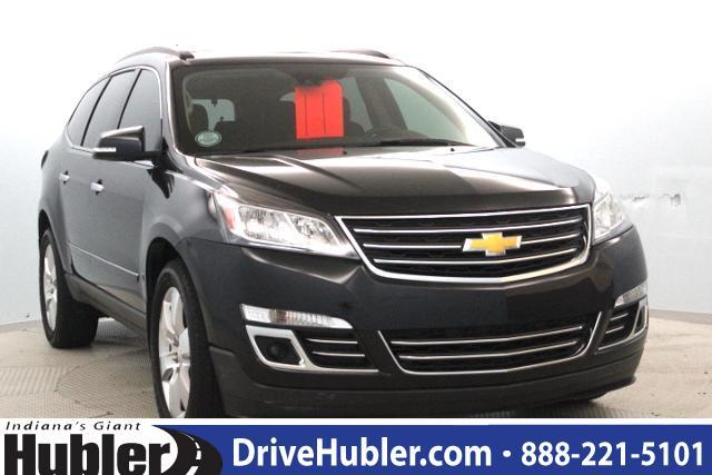Chevrolet Traverse AWD 4dr LTZ 2014