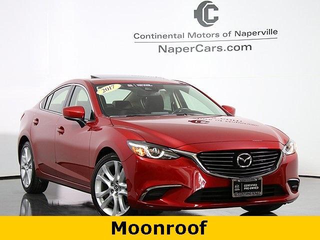 Mazda Mazda6 Touring 2017