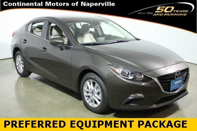 Mazda Mazda3 i 2016