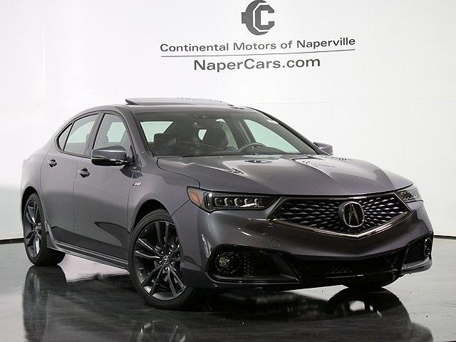 Acura TLX A-SPEC & Technology Package 2018