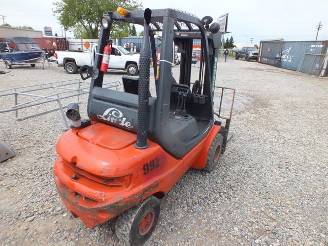 Linde H30D-03 Forklift 6,000LB