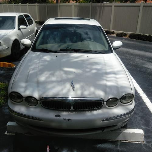Selling my car because I'm moving - Jaguar x type 2002 3.0