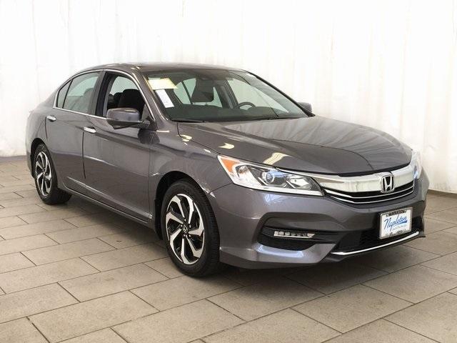 Honda Accord Sedan EX-L 2017