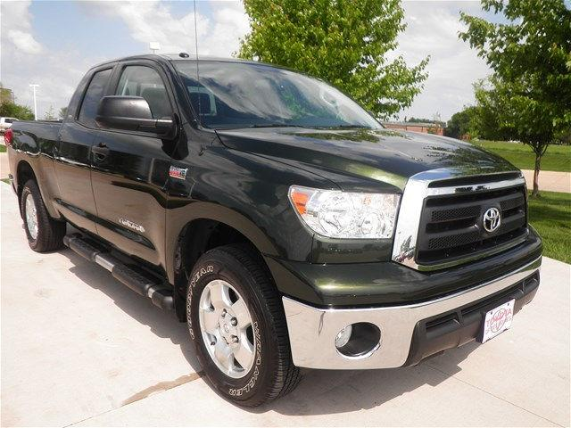 Toyota Tundra 4WD Truck TRD OFF ROAD 4WD 2013