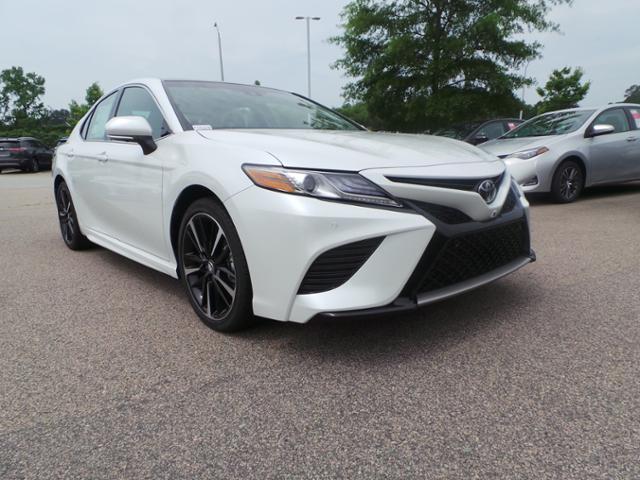 Toyota Camry XSE Auto 2018