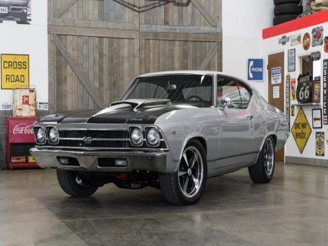 1969 Chevrolet 427ci