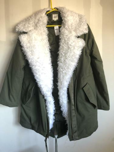 COAT, NEW  Hunter Green