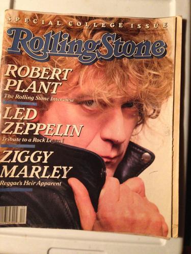 1988 Rolling Stone Magazine