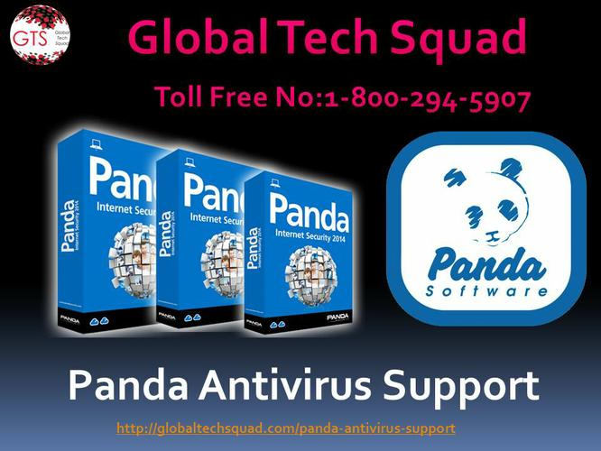 Panda Antivirus Support Phone Number | Call 1-800-294-5907
