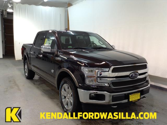 Ford F-150 KING RANCH 4WD SUPERCREW 2018
