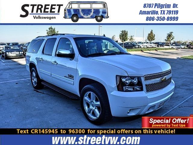 Chevrolet Suburban 2WD 4dr 1500 LT 2012