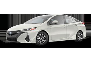Toyota Prius Prime Premium 2018