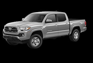 Toyota Tacoma SR5 2017