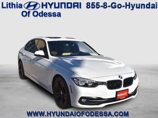 BMW 3 Series SEDAN 2016